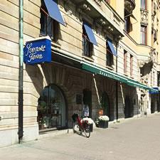北欧ファブリックの老舗、Svensktten(スベンスクテン)