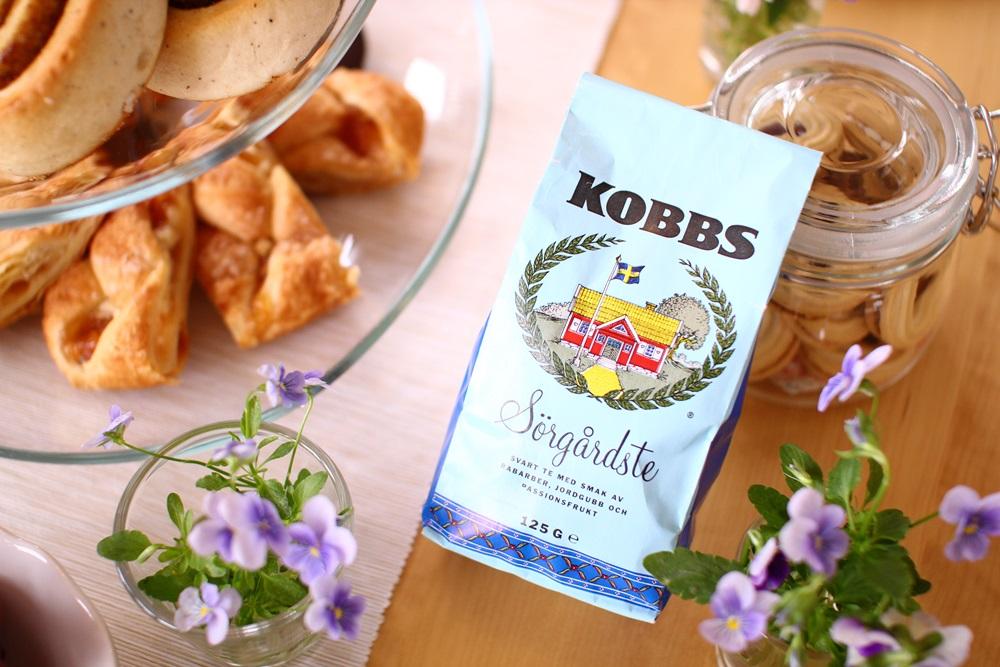 スウェーデンの紅茶KOBBSのサマーハウス