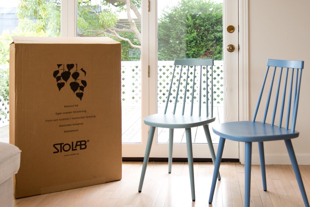 スウェーデン直輸入の北欧家具