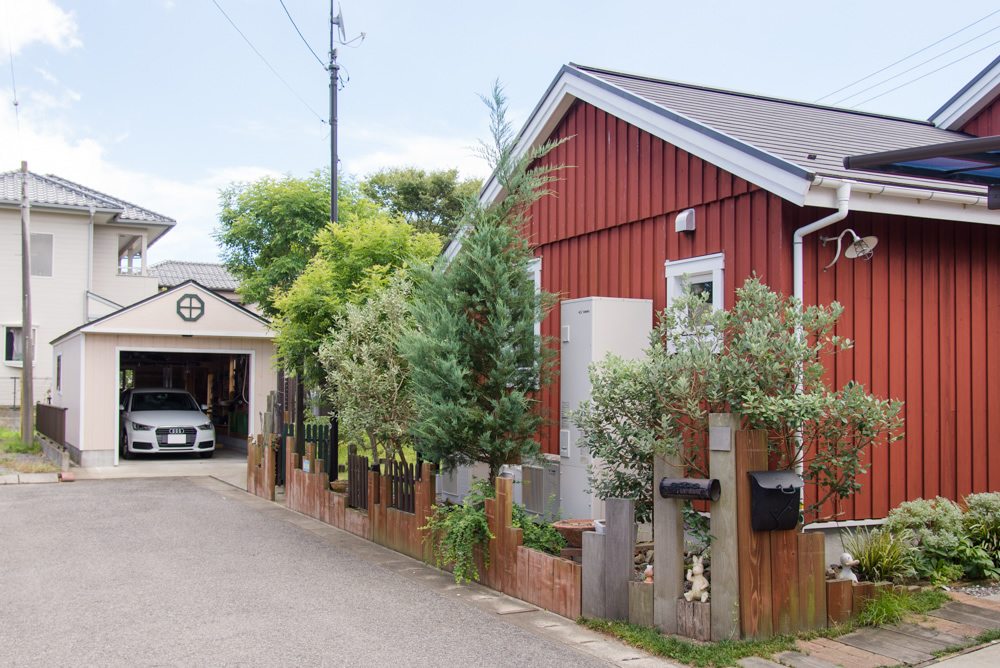 千葉県銚子市の北欧輸入住宅「スウェーデンの家」へ伺いました!