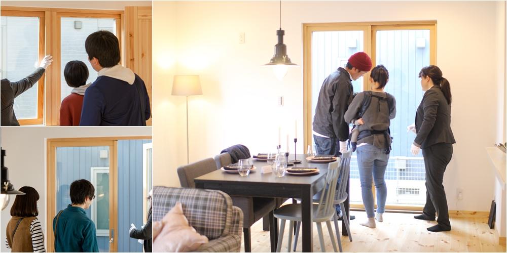 北欧輸入住宅スウェーデンの家・完成見学会
