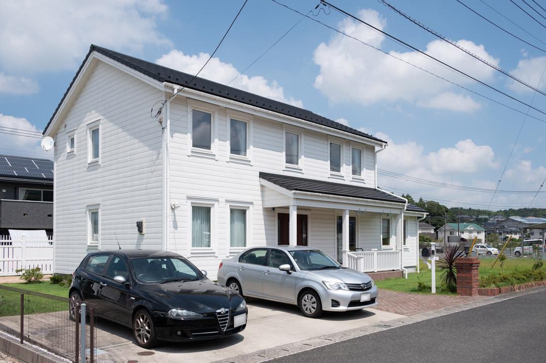 千葉県木更津市の北欧住宅「スウェーデンの家」の5年点検